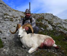 Охота в горах Юкона