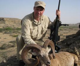 Первая охота в Пакистане