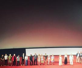 Поздравляем Сергея Ястржембского с премьерой фильма!